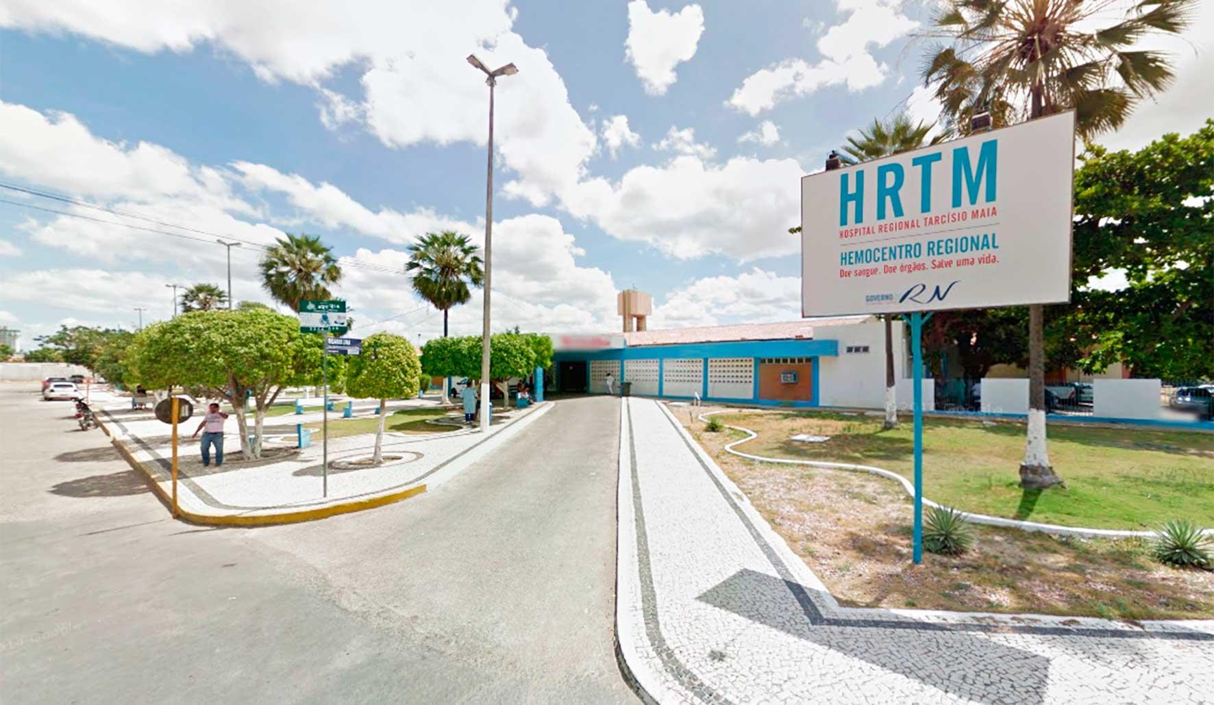 Resultado de imagem para hospital tarcisio maia