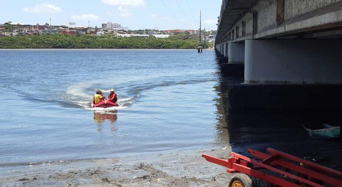 Corpo sem cabeça e com os pés amarrados é encontrado no Rio Potengi em Natal